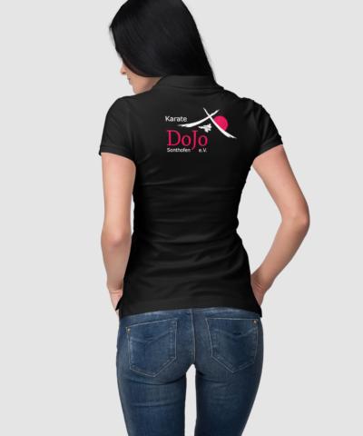 Karate Damen T-Shirt