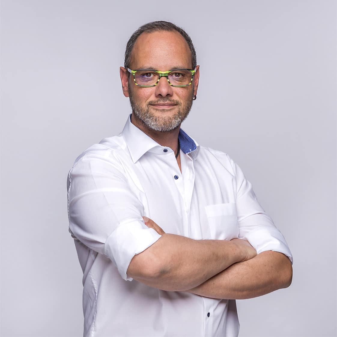 Geschäftsführer Kellermann